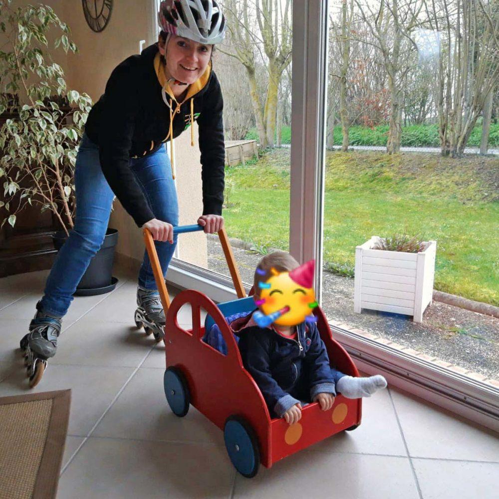 TouCaen Roller Chariotte